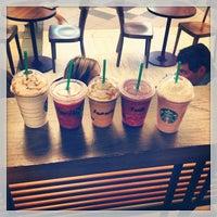 Photo taken at Starbucks by Olek P. on 9/8/2013