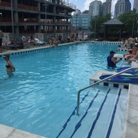 Photo taken at Pool @ the Encore by Todd B. on 5/29/2016