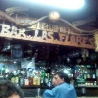 Photo taken at Bar Las Flores by Paribanu F. on 3/16/2014