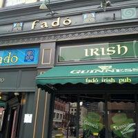 Foto scattata a Fado Irish Pub da David S. il 3/16/2013