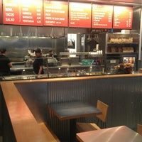 Photo taken at Chipotle Mexican Grill by Vvamc K. on 1/24/2013