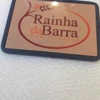 Foto tirada no(a) Rainha Da Barra por Thamires A. em 4/19/2013