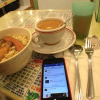 Photo taken at 東輝茶餐廳 by Michael Z. on 1/18/2013
