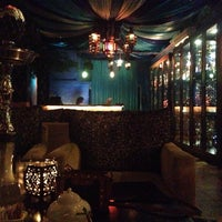 Photo taken at Shisha Cafe by Li D. on 10/23/2014