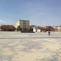 Photo taken at Rönesans Kent Meydanı Şantiye by -AKF- on 11/15/2013