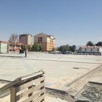 Photo taken at Rönesans Kent Meydanı Şantiye by -AKF- on 9/4/2013