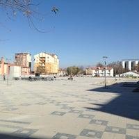 Photo taken at Rönesans Kent Meydanı Şantiye by -AKF- on 11/21/2013