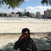 Photo taken at Rönesans Kent Meydanı Şantiye by -AKF- on 9/23/2013