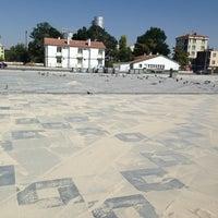 Photo taken at Rönesans Kent Meydanı Şantiye by -AKF- on 8/20/2013