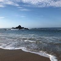 Photo taken at Playa Mazunte by Karla Q. on 6/25/2018
