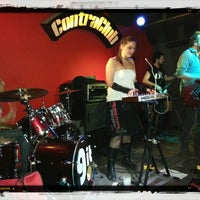 Photo taken at Contraclub by Mercedes F. on 3/1/2013