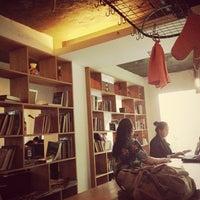 Photo taken at Potluck Kitchen by Ruth Afrita P. on 6/25/2013