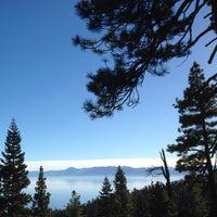 Снимок сделан в Tahoe Rim Trail / Brockway Summit пользователем lauryn 1/4/2014