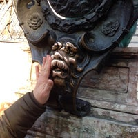 Das Foto wurde bei Löwen an der Residenz von DoSchu S. am 4/16/2014 aufgenommen