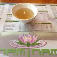 Photo taken at Nam Nam by DoSchu S. on 12/18/2012