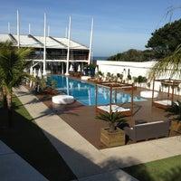 Photo taken at Parador Hotel by Luis G. on 7/11/2013