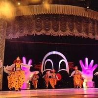 Photo taken at Circo Tihany Spectacular by Bianca R. on 10/6/2013
