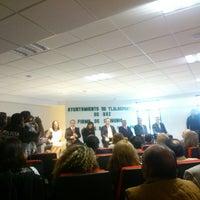 Photo taken at Centro Municipal de las Artes by Itzu S. on 5/8/2014