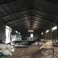 Photo taken at caykur çamlı cay fabrikasi by Saldıray B. on 4/29/2016