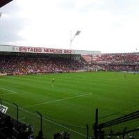 Foto tomada en Estadio Nemesio Diez por Arturo E. el 4/7/2013