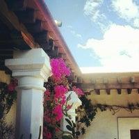Photo taken at Instituto De Artes Gráficas De Oaxaca (IAGO) by Anuar E. on 2/4/2013
