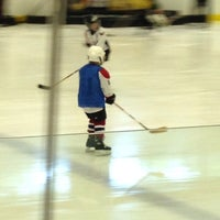Photo taken at Columbia Ice Rink by April J. on 9/18/2014