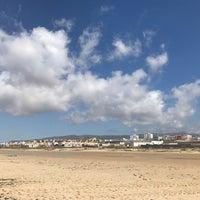 Photo taken at Playa de El Balneario by Antonio T. on 9/18/2017