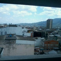 Photo taken at torre empresarial by Anderson S. on 1/3/2013