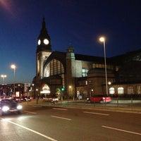 Das Foto wurde bei Hamburg Hauptbahnhof von Konstantin B. am 5/11/2013 aufgenommen