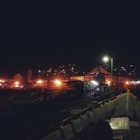 Photo taken at El puerto de la libertad by Ricardo A. on 4/14/2013