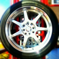 Photo taken at Discount Tire® Store by Ashley G. on 4/2/2013