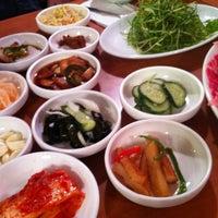 Photo taken at Cho Sun Ok by Joyce on 1/5/2013
