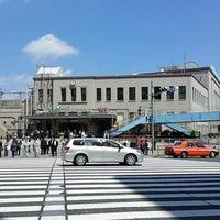 Photo taken at JR Ueno Station by Kitti N. on 4/11/2013