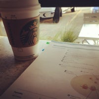 Photo taken at Starbucks by Stephen J. on 2/20/2013