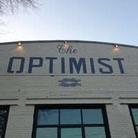 Photo taken at The Optimist by Brittany S. on 1/23/2013