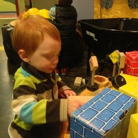 Photo taken at Zimmer Children's Museum by Randall B. on 1/6/2013