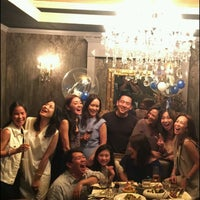 Photo taken at The Owl society Whiskey saloon by Tuk_Suthavadee on 9/8/2016