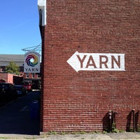 Photo taken at Over the Rainbow Yarn by John D. on 9/6/2013
