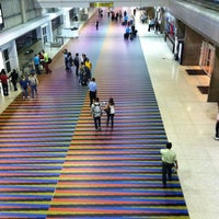 Photo taken at Simón Bolívar International Airport (CCS) by Daniel N. on 1/19/2013