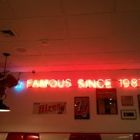 Photo taken at Baby's Burgers & Shakes by Vanessa L. on 4/28/2013
