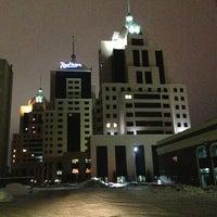2/15/2013 tarihinde Dana D.ziyaretçi tarafından Radisson Bl - Astana'de çekilen fotoğraf
