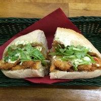 Photo taken at Mr. Bánh Mì by Anton K. on 9/9/2015
