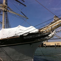 Photo taken at Texas Seaport Museum by Ariel E. on 7/23/2013