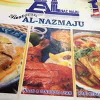 Photo taken at Restoran Al-Nazmaju by Hairunnadiah D. on 11/15/2012