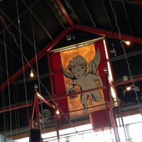 Photo taken at Little Creatures Brewery by Joyce B. on 2/12/2013
