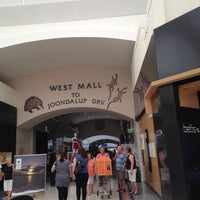 Photo taken at Lakeside Joondalup Shopping Centre by Joyce B. on 2/16/2013