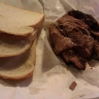 Photo taken at Coopers BBQ by Zac N. on 5/2/2013