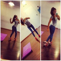 Photo taken at Infinity Dance Studio by Anna on 9/10/2013