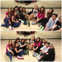 Photo taken at Infinity Dance Studio by Anna on 12/27/2013
