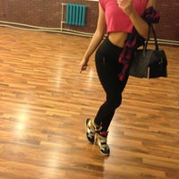 Photo taken at Infinity Dance Studio by Anna on 2/18/2014